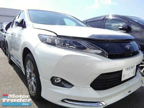 2015 TOYOTA HARRIER PREMIUM ADVANCE (FULL SPEC) UNREG