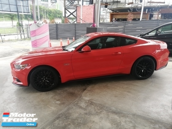 2016 FORD MUSTANG G COUPE