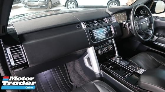 2015 LAND ROVER RANGE ROVER VOGUE AUTOBIOGRAPHY TDV6 3.0 (DIESEL) PANORAMIC ROOF PROMOTION