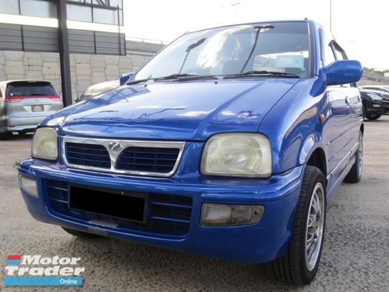 2001 PERODUA KANCIL 850 (M) EX