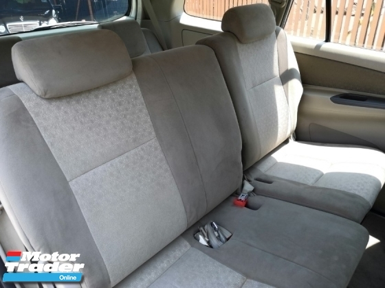 2012 TOYOTA INNOVA 2.0 (AT)