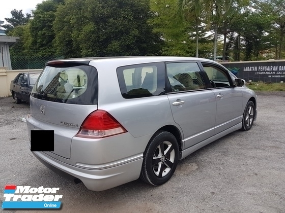 2005 HONDA ODYSSEY ABSOLUTE HDD NAVI SPECIAL EDITION VERY GOOD CONDITION 05/08