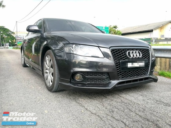 2009 AUDI A4 1.8 TFSI (A) ONE CAREFUL OWNER CONDITIONS LIKE NEW