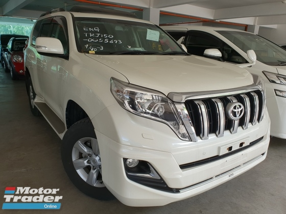 2015 TOYOTA LAND CRUISER TXL 2.7