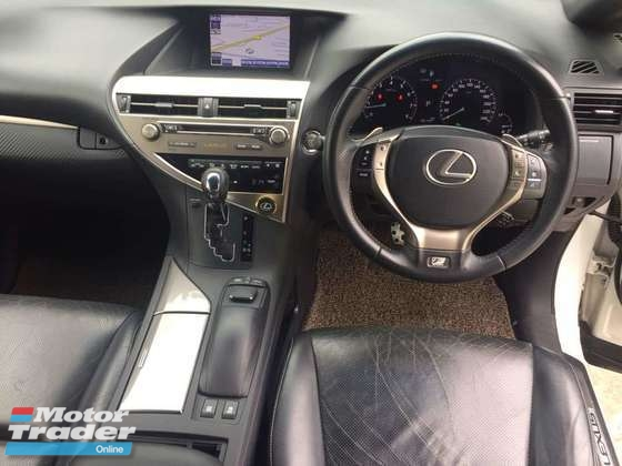2013 LEXUS RX350 3.5 V6