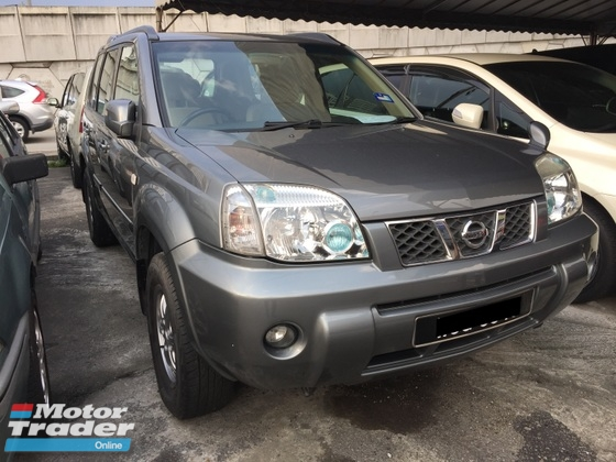 2009 NISSAN X-TRAIL 2.0 (A) Actual Year Make 2009