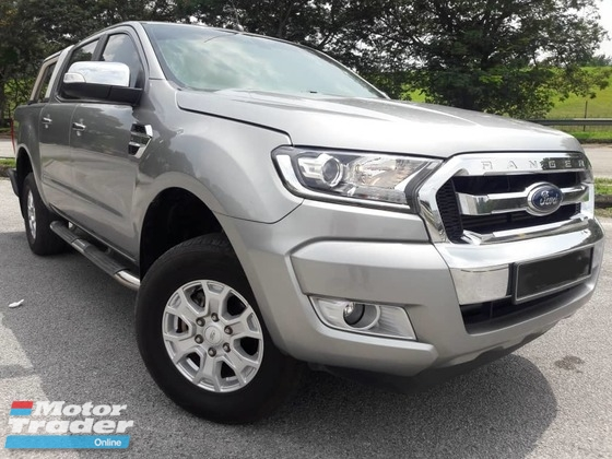 2017 FORD RANGER 2.2 XLT LIKE NEW CARKING (ONE DAY APPROVAL T & C APPLY )