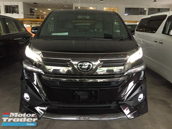 2016 TOYOTA VELLFIRE 3.5cc V6 EXECUTIVE LOUNGE UNREG