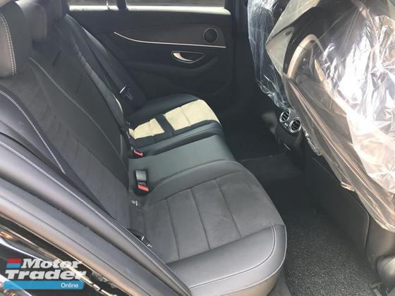2016 MERCEDES-BENZ E-CLASS E200 AMG FULL SPEC