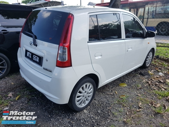2010 PERODUA VIVA 1.0(A) Tip top condition