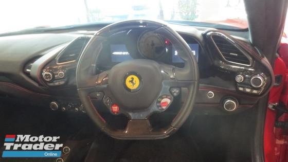 2016 FERRARI 488 GTB GTB