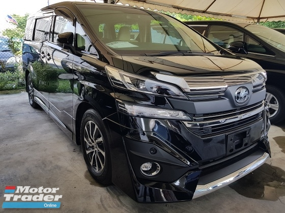 2016 TOYOTA VELLFIRE 3.5 VL Sunroof Surround Camera Unregistered