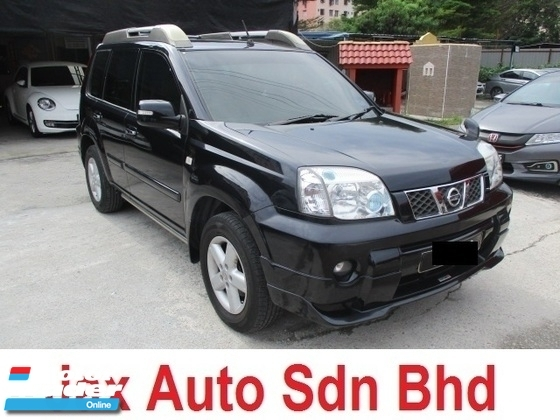 2012 NISSAN X-TRAIL 2.5L 4wd leather seat nismo bodykit full loan can apply