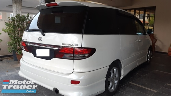 2003 TOYOTA ESTIMA AERAS S PACKAGE TIP TOP