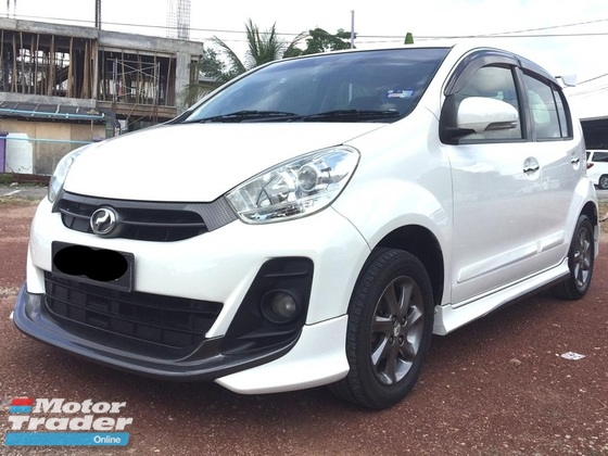 2012 PERODUA MYVI 1.5 EXTREME (AT) LEATHER SEAT GPS NAVI BUILT-IN *NO SST*