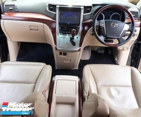 2012 TOYOTA VELLFIRE 2.4 ( A ) Z PLATINIUM TYPE GOLD !! NEW FACELIFT !! LIMITED EDITION !! PREMIUM FULL HIGH SPECS COMES WITH POWER BOOT !! ( WX 3226 X ) 1 CAREFUL OWNER !!