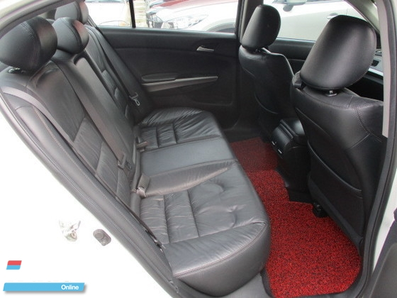 2010 HONDA ACCORD FULL SERVICE RECORD 2.0 VTI-L 110k km ori paint work leather seat