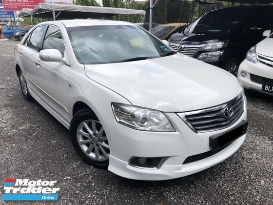 2011 TOYOTA CAMRY 2.0 G FACELIFT (A) WEEKEND CAR