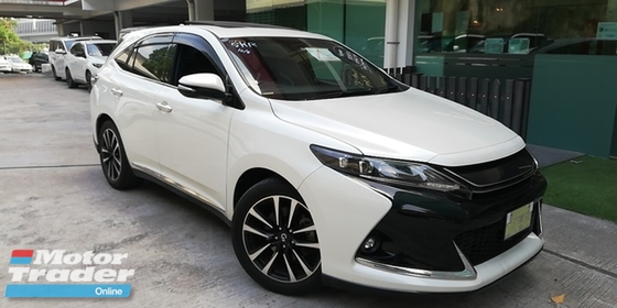 2015 TOYOTA HARRIER Harrier GS Panoramic roof 2015