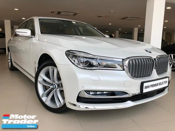2017 BMW 7 SERIES 740LE BY INGRESS AUTO