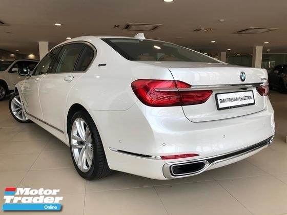2018 BMW 7 SERIES 740LE BY INGRESS AUTO
