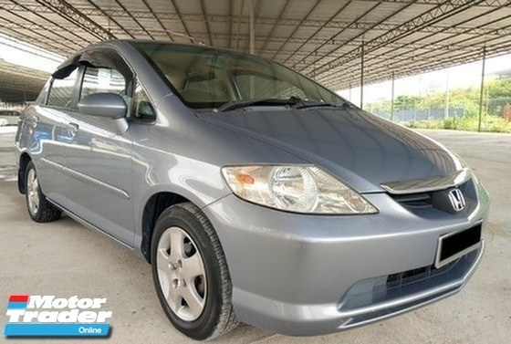 2005 HONDA CITY 1.5 IDSI (A) CLEAN INTERIOR WELL MAINTAIN ENGINE & GEAR BOX RUNNING CONDITION WELCOME VIEW & TEST DRIVE NEW YEAR END SALES