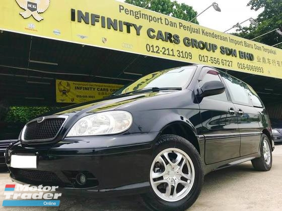 2007 NAZA RIA FULL SPEC VERY NICE CONDITION