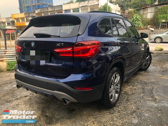 2017 BMW X1 SDRIVE20I local 17 mile 28k km