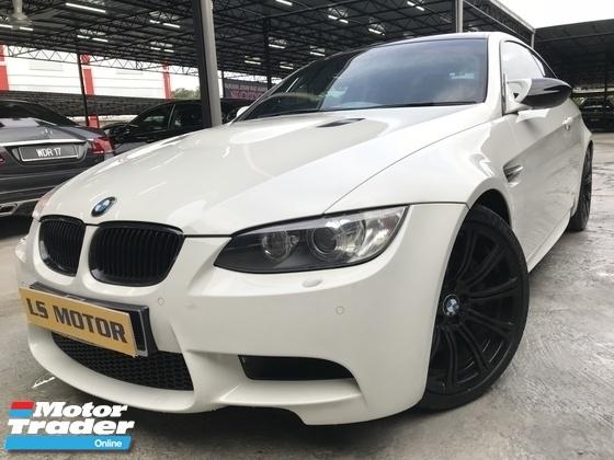 2010 BMW M3 E92 4.0 V8 COUPE