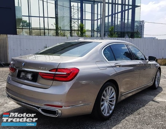 2016 BMW 7 SERIES 730LI UnderWarranty&Free Service 2021 Perfect TipTop Best Condition in Town