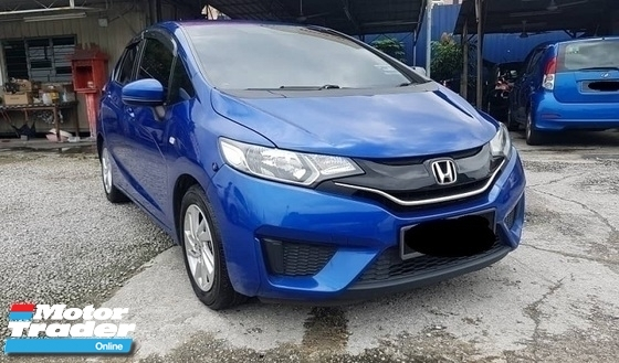 2016 HONDA JAZZ 1.5 E (A) Full Honda Service