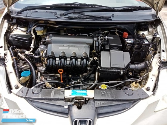 2005 HONDA CITY 1.5 L i-DSI (A)