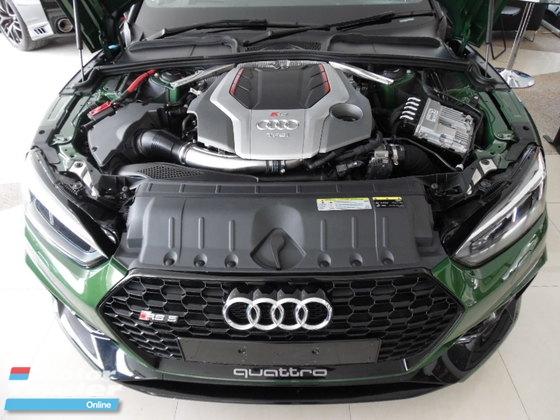 2017 AUDI RS5 2.9 V6 TFSI QUATTRO SPORT COUPE NEW MODEL