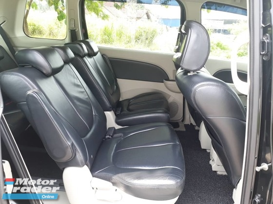 2014 MAZDA BIANTE 20NAVI SPECIAL EDITION,LEATHER,ORIGINAL FACTORY PAINT,2 POWER DOOR,REVERSE CAMERA,DVD TOUCH SCREEN,7 SEAT