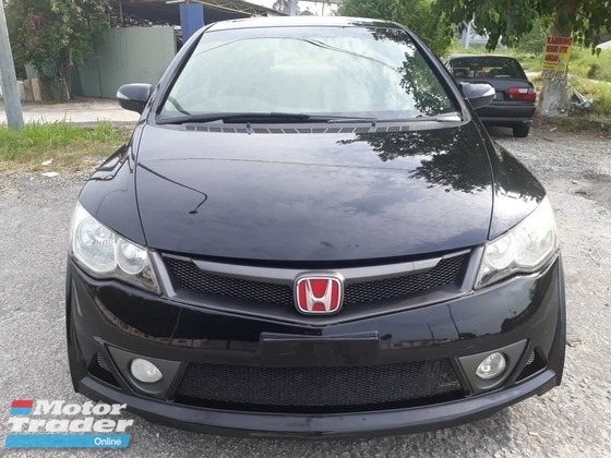 2006 HONDA CIVIC 2.0 AT I-VTEC,FD2,1 OWNER,NEW PAINT.NEW TIRE,MUGEN RR BODYKIT,LEATHER,PADDLE ...