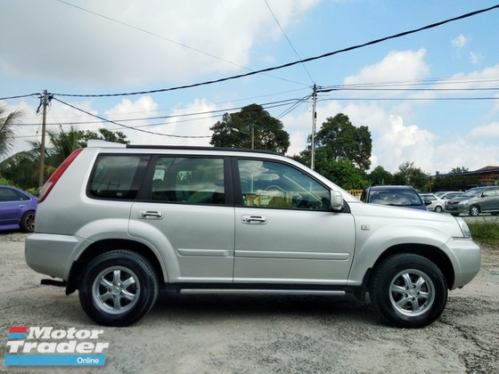 2008 Nissan X Trail 2 0l A Facelift 4wd Leather Seat Rm