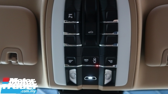 2016 PORSCHE PANAMERA PANAMERA S 3.0 V6 SUNROOF BOSE SOUND YEAR END SALE SPECIAL