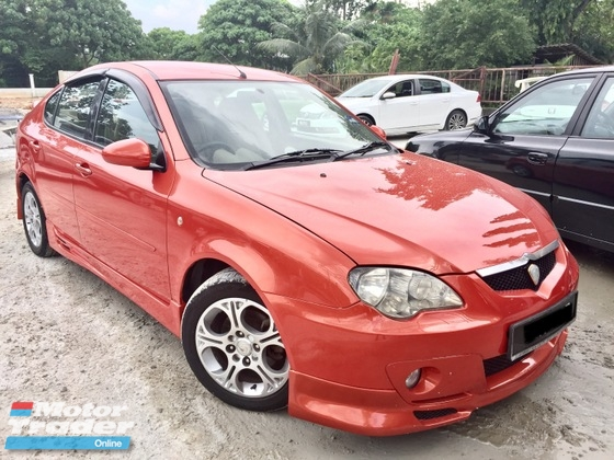 2007 PROTON GEN-2 1.6 H-LINE (A) 1 MALAY LADY OWNER TIP TOP CONDITION