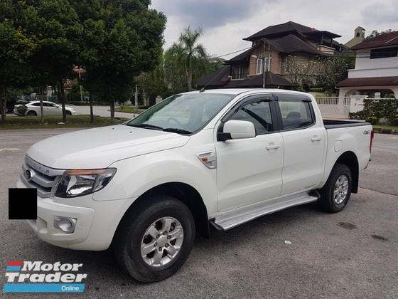 2013 FORD RANGER 2.2 M XLT T6 LUCKY DRAW PROMOTION