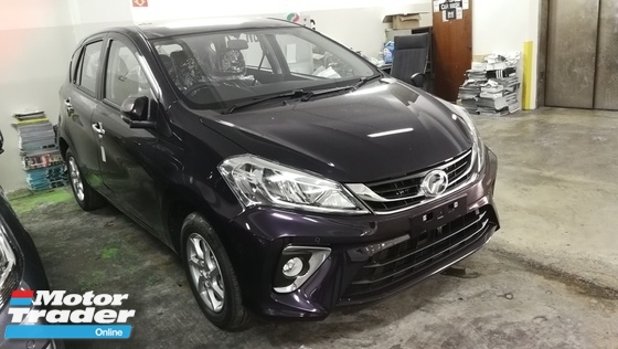 2019 PERODUA MYVI 1.3 G / X 📌 NEW YEAR Promo - Limited Stock
