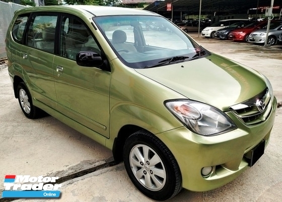 2010 TOYOTA AVANZA 1.5 G (A) F/LOAN TIP TOP CONDITION PROMOTION PRICE NEGO MUST VIEW
