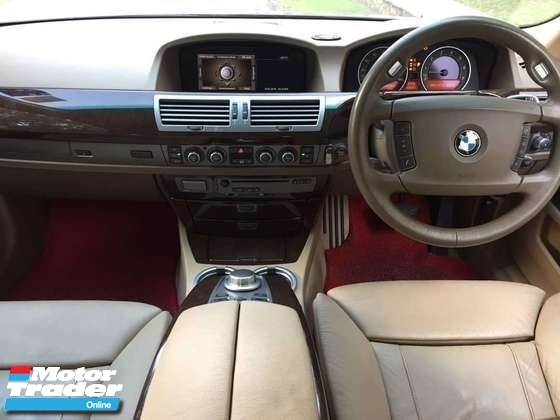 2008 BMW 7 SERIES 2008 BMW 740Li 4.0 A 96158KM
