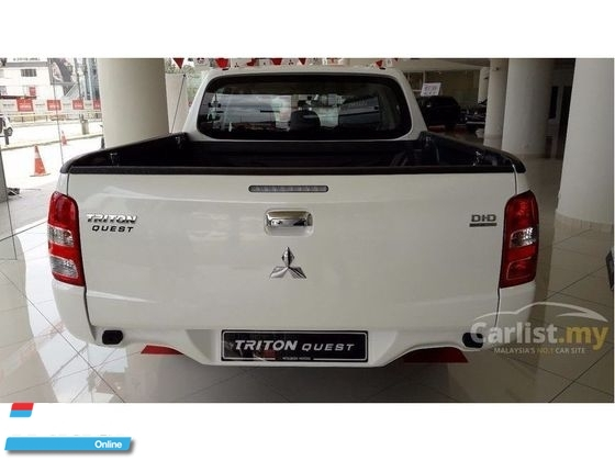 2018 MITSUBISHI TRITON QUEST 2.5l 4X2 SUPER BEST DISCOUNT