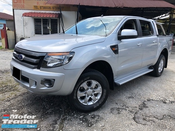2014 FORD RANGER 2.2L (MT) 4X4