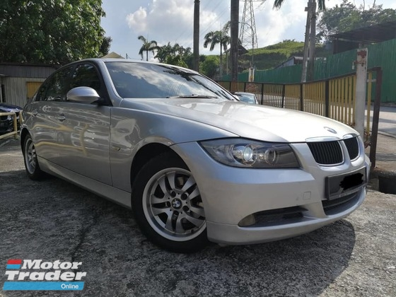 2006 BMW 3 SERIES 320I local 06