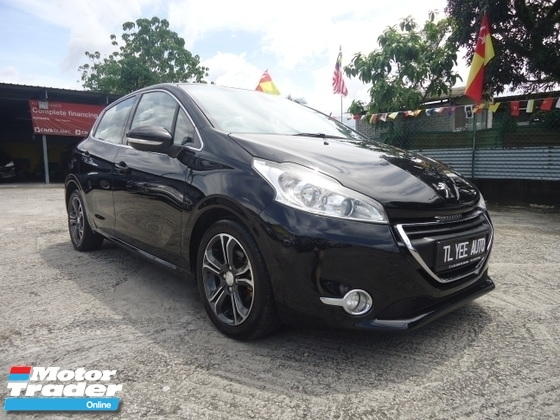 2014 PEUGEOT 208 2014 Peugeot 208 1.6 (A) Tip-Top Condition