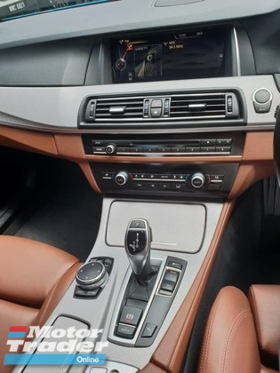 2015 BMW 5 SERIES 528I 2.0 M SPORT (ACTUAL YR MADE 2015)