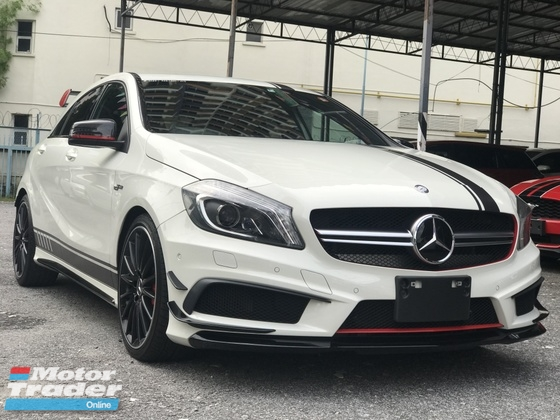 2013 MERCEDES-BENZ A-CLASS A45 AMG Edition 1 , Ready 3 Unit  ,  Clear Stock , Offer