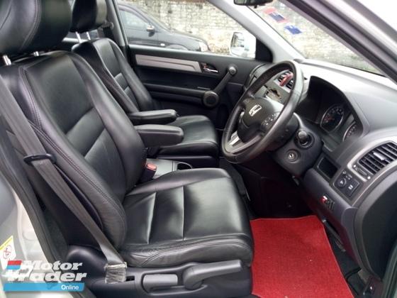 2011 HONDA CR-V 2.0 I-Vtec (A) Facelift Service by Honda L/Seats Nice Reg No.