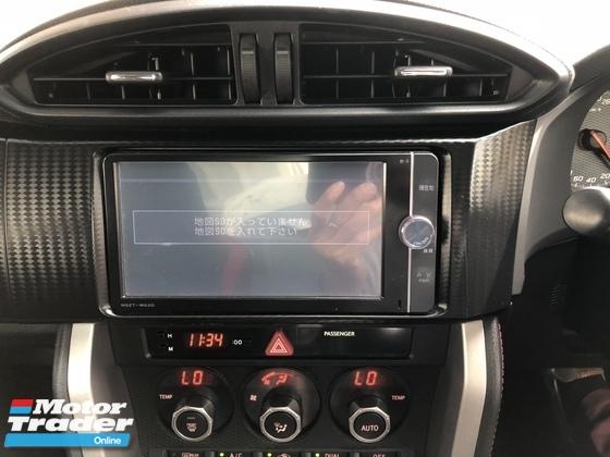 2015 TOYOTA 86 Unreg Toyota GT86 2.0 Boxter Engine Paddle Shift 6Speed